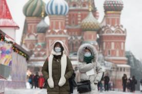 Data Terbaru: Tingkat Kematian Corona di Rusia Lebih…