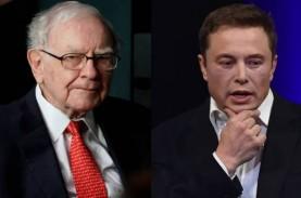 Elon Musk Ungguli Warren Buffett di Peringkat Miliarder…