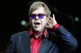 Instagram Blokir Konten Terapi Konversi, Elton John…