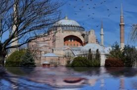 UNESCO Sesalkan Keputusan Perubahan Status Hagia Sophia…