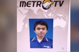 Editor Metro TV Dibunuh: Ditusuk di Leher dan Dada,…