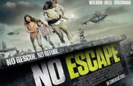Sinopsis Film No Escape, Pelarian dari Wilayah Pemberontakan