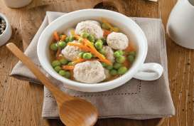 Resep Chicken and Ricotta Dumpling Soup yang Bisa Dijajal di Rumah