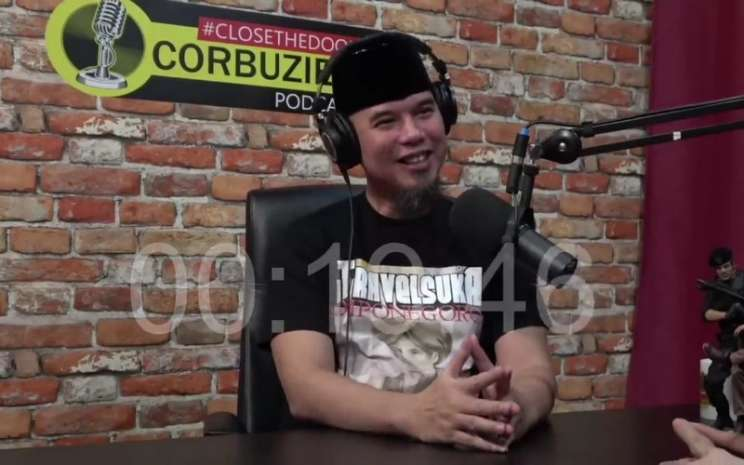 Ahmad Dhani - podcast Deddy Corbuzier