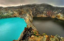 Danau Tiga Warna Kelimutu Dibuka lagi, Dibatasi 200 Turis per Hari