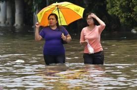 Banjir Rendam Delapan Desa di Konawe Utara, Sulawesi…