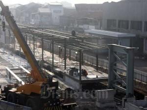 Proyek Lintas Bawah Senen Extension Ditargetkan Selesai Pada Akhir Tahun