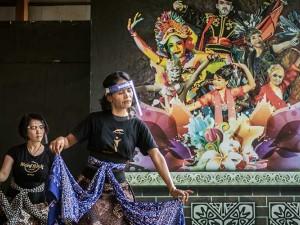 Siswa Sanggar Tari Surya Kirana Kembali Latihan Menari di Tengah Pandemi Covid-19