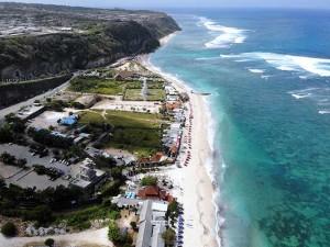 Kawasan Pariwisata Pantai Pandawa di Bali Kembali Dibuka Untuk Umum