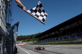 Hujan Lebat di Kualifikasi, Hamilton Rebut Pole Position…