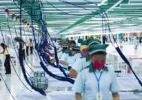 salah satu fasilitas produksi PT Pan Brothers Tbk. (PBRX) di Jatiuwung, Tangerang/dok-laman resmi perusahaan