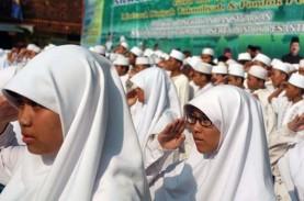 13 Juli, Madrasah di Zona Merah Tetap Lakukan Belajar…