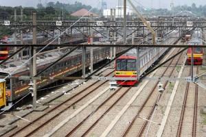 Pelayanan KRL Kembali Normal saat PSBB Transisi