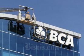 Harga Saham BBCA Rebound, Bos-bos BCA Kompak Lego…