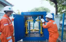 10 Proyek Jaringan Gas Tahun ini Telah Diteken