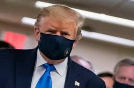 Seperti Apa Masker yang Dipakai Trump, dan Apa Alasan…