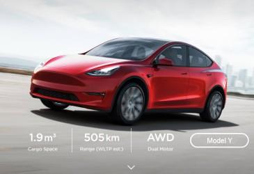 Hadapi Persaingan, Tesla Pangkas Harga SUV Model Y hingga 3.000 Dolar AS