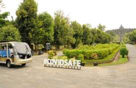 Dibuka Lagi, Candi Borobudur Batasi Kunjungan Maksimal 25 Persen