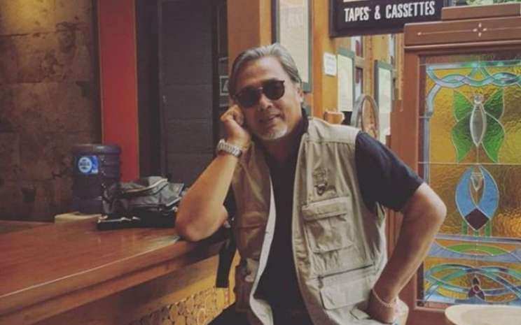 Ayah Ivan Gunawan, Bambang Cahyo Gunawan meninggal dunia. - Instagram