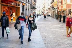 Covid-19 Mengganas, Warga Catalonia Kembali Diisolasi