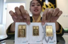Harga Emas 24 Karat Antam Hari ini, Senin 13 Juli…