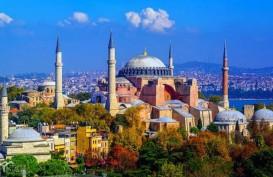 Paus Fransiskus Prihatin, Erdogan Ubah Hagia Sophia jadi Masjid