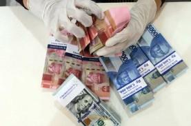 Dolar AS Melemah, Rupiah Menguat ke Rp14.300-an
