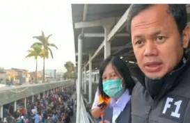 Wali Kota Bogor Cari Solusi Permanen Atasi Kepadatan Penumpang KRL