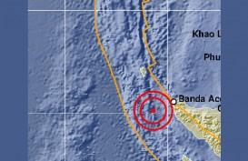 Gempa M 5,5 Guncang Aceh, Tidak Berpotensi Tsunami