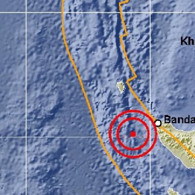 Gempa M 5 5 Guncang Aceh Tidak Berpotensi Tsunami Kabar24 Bisnis Com
