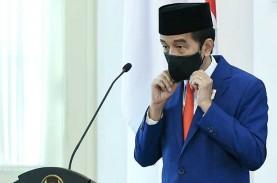 Positive Rate Covid-19 Jakarta Melonjak, Jokowi: Tolong…