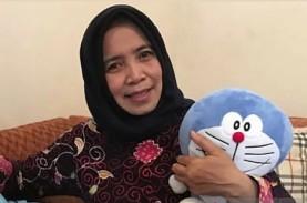 Kisah Pengisi Suara Doraemon Nurhasanah, Dari Eyang…