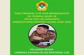 Anggota DPRD Jateng, Politikus Golkar yang Ketua LDII…