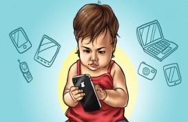 Kaspersky : Anak-anak Indonesia Candu Berselancar di Dunia Maya