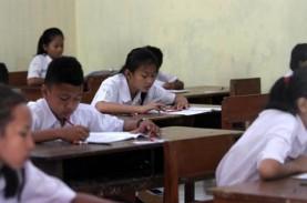 Hindari Covid-19, Siswa di Banjarmasin Masuk Sekolah…