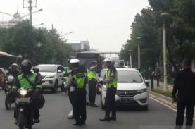 Pelanggaran Lalu Lintas Naik, Minggu Depan Polisi…