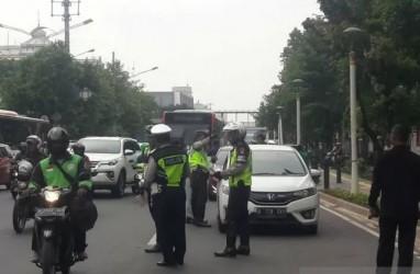 Pelanggaran Lalu Lintas Naik, Minggu Depan Polisi Gelar Tilang