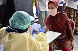 Protokol Kesehatan di Pasar Tradisional Bantul Diperketat