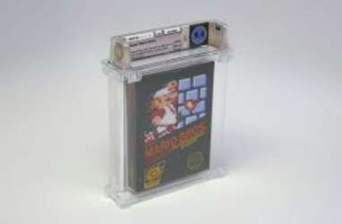 Kaset Game Legendaris Super Mario Bros Terjual Rp1,4 Miliar