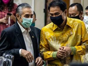 M Nurdin Gantikan Rieke Diah Pitaloka Jadi Wakil Ketua Badan Legislasi DPR