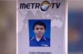 Editor Metro TV Tewas Akibat Ditusuk di Bagian Leher…