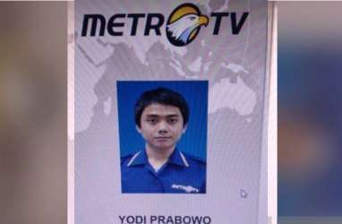 Editor Metro TV Tewas Akibat Ditusuk di Bagian Leher dan Dada