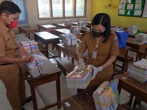Sekolah di Denpasar Belum Lakukan Belajar Mengajar Dengan Tatap Muka