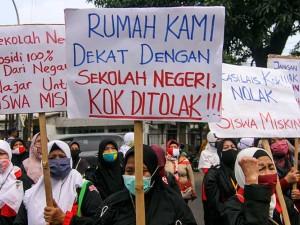 Siswa Miskin Ditolak Sekolah, Orang Tua Murid Tuntut Dinas Pendidikan Jawa Barat