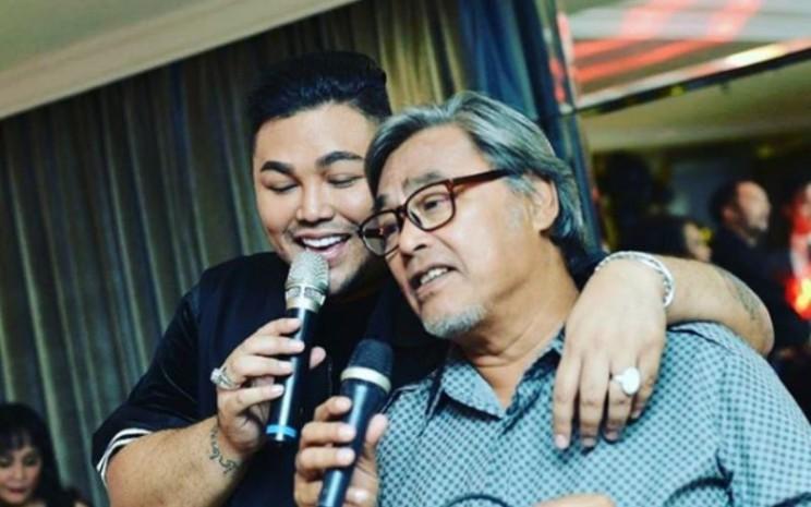 Ayah Ivan Gunawan, Bambang Cahyo Gunawan meninggal dunia pada Minggu (12/7/2020) malam. - Instagram