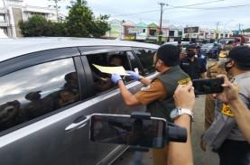 Akses Masuk ke Makassar Dibatasi, Begini Implementasi…