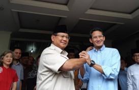 Sandiaga Uno Unggah Foto Reuni Bareng Prabowo di Kemenhan, Ketua DPRD DKI: Mantab!