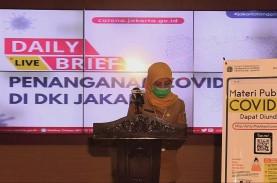 Corona Jakarta 13 Juli: Positif Covid-19 Tambah 279…