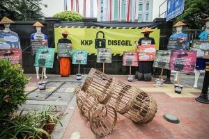 Edhy Prabowo Didemo Karena Kebijakan KPP Dinilai Tidak Berpihak Kepada Nelayan