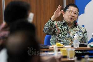 Menteri PPN Suharso Monoarfa Perkirakan Pertumbuhan Ekonomi Indonesia Terkoreksi
